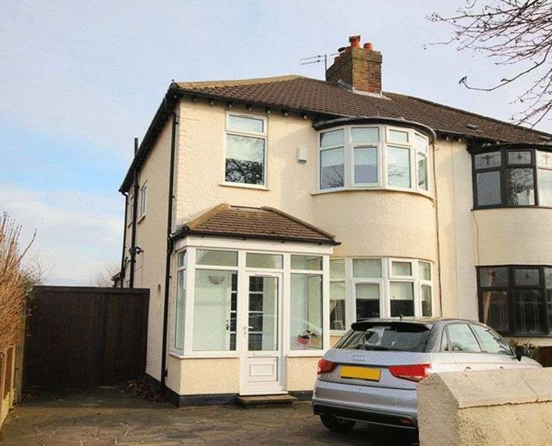 3 Bedrooms Semi Detached House for sale in Thingwall Road, Wavertree, Liverpool, L15