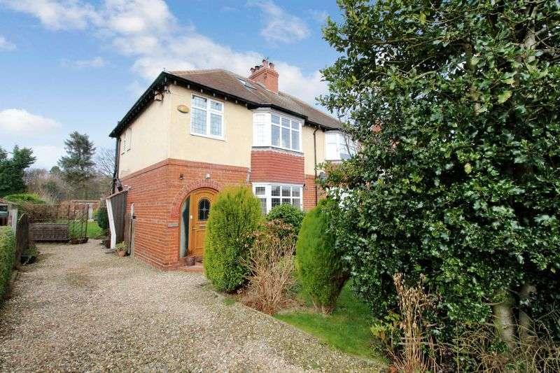 3 Bedrooms Semi Detached House for sale in Westfield Avenue, Scarborough, YO12 6DG