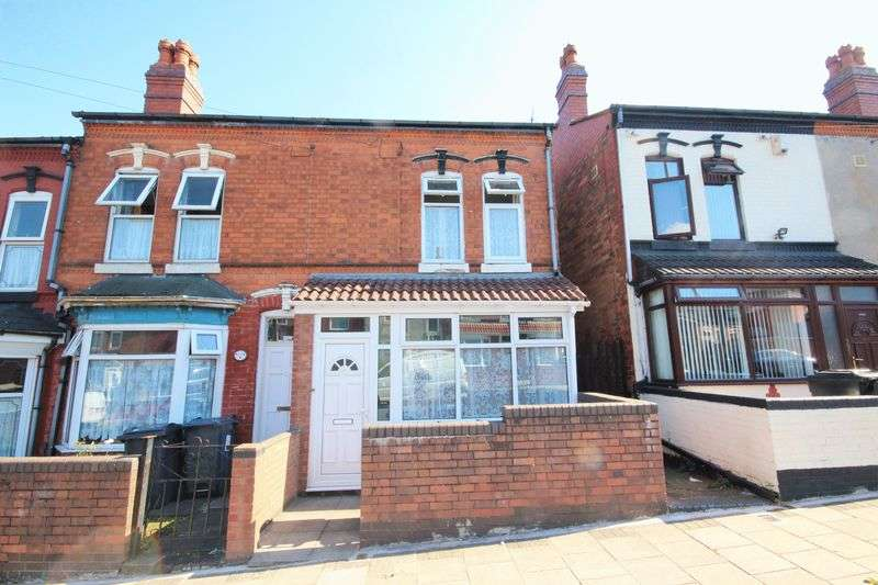 3 Bedrooms Terraced House for sale in Floyer Road, Birmingham