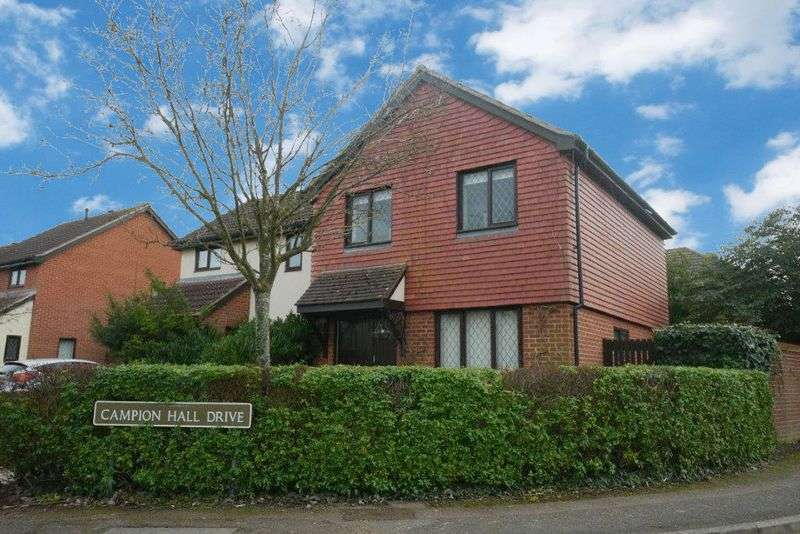 3 Bedrooms Semi Detached House for sale in CAMPION HALL DRIVE, DIDCOT