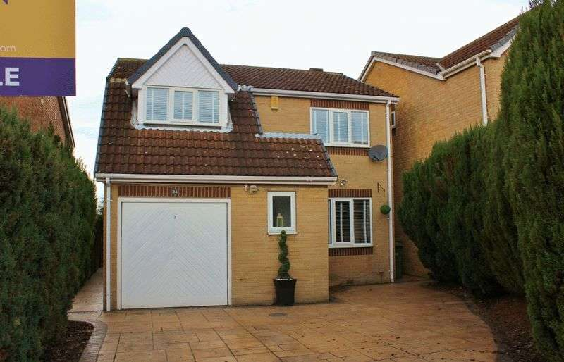 4 Bedrooms Detached House for sale in Pine Tree Avenue, Pontefract