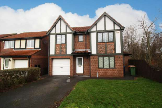 5 Bedrooms Detached House for sale in Hundale Crescent, Redcar, Cleveland, TS10 2PU