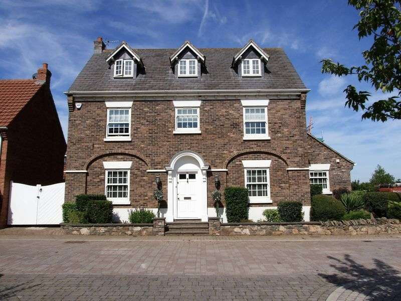 5 Bedrooms Detached House for sale in Waterside Drive Mountsorrel