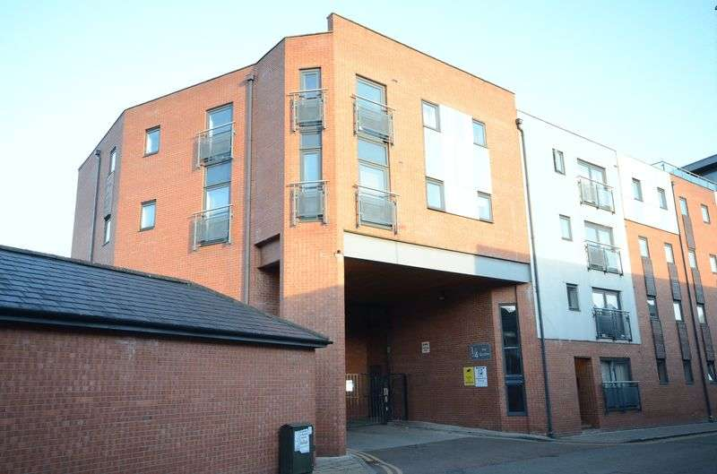 2 Bedrooms Flat for sale in The Quarter, Egerton Street, Chester