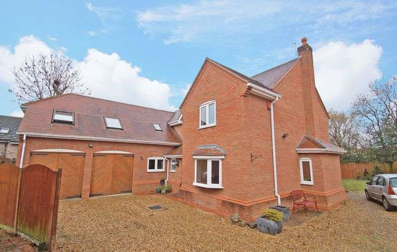 6 Bedrooms Detached House for sale in Eliza Gardens, Bromsgrove