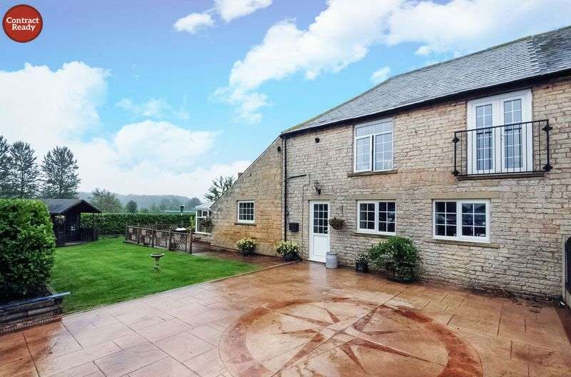 4 Bedrooms Detached House for sale in Hickory Cottage, Whitwell Common, Worksop