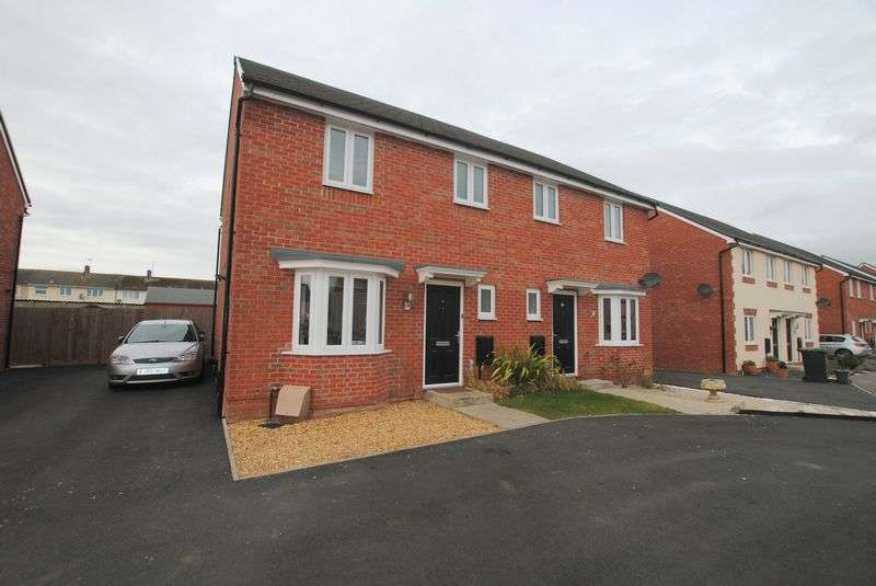 3 Bedrooms Semi Detached House for sale in Chimney Crescent, Irthlingborough