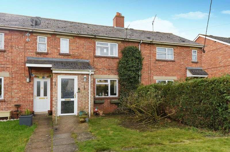 4 Bedrooms Terraced House for sale in Frilsham Street, Sutton Courtenay