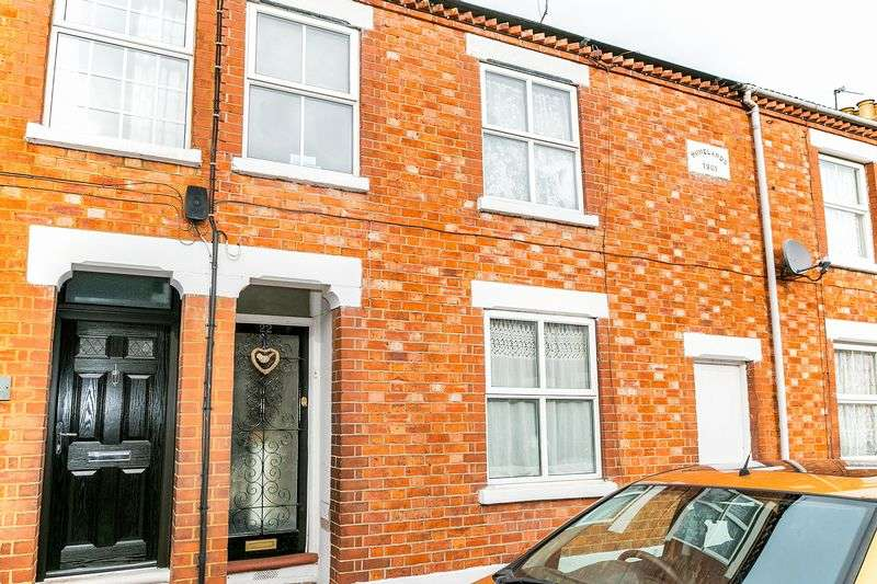 3 Bedrooms Terraced House for sale in St Giles Street, New Bradwell, Milton Keynes