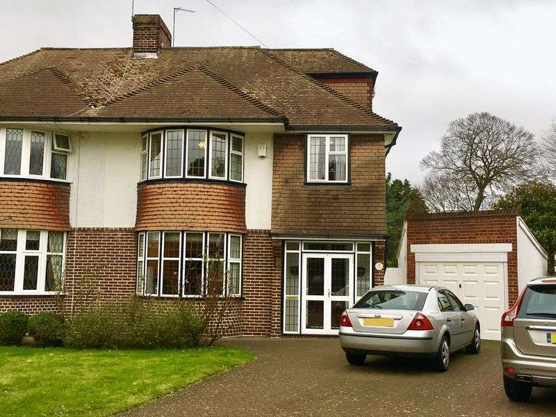 5 Bedrooms Semi Detached House for sale in The Crescent, Bexley
