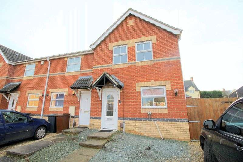 3 Bedrooms Terraced House for sale in Lupin Road, Lincoln, LN2 4GB