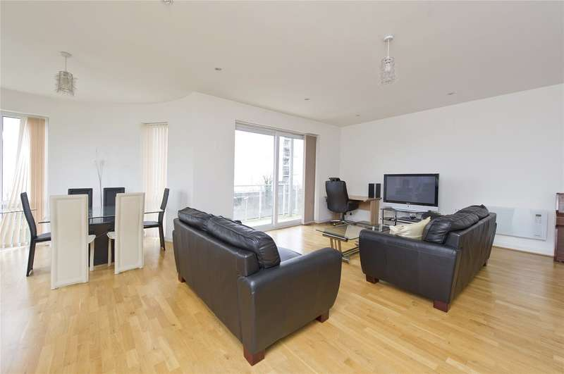 2 Bedrooms Flat for sale in Aura House, 39 Melliss Avenue, Richmond, TW9
