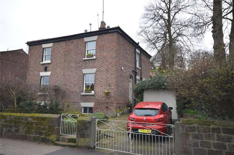 2 Bedrooms Semi Detached House for sale in Acrefield Road, Woolton, Liverpool, L25