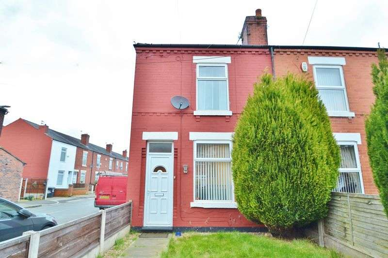 2 Bedrooms Terraced House for sale in Tindall Street, Manchester