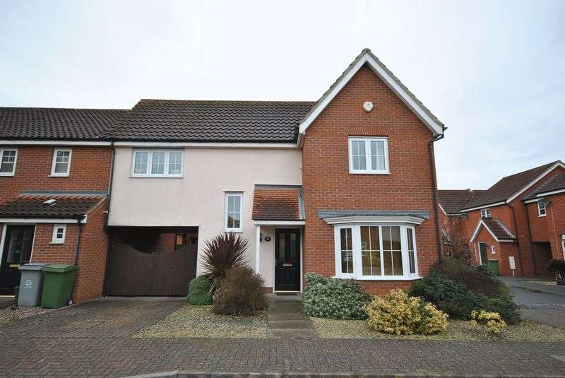 4 Bedrooms House for sale in Mountbatten Drive, Sprowston, Norwich