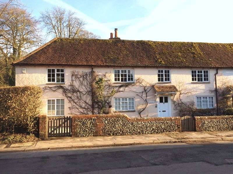 4 Bedrooms Semi Detached House for sale in East Street, Hambledon, Hampshire