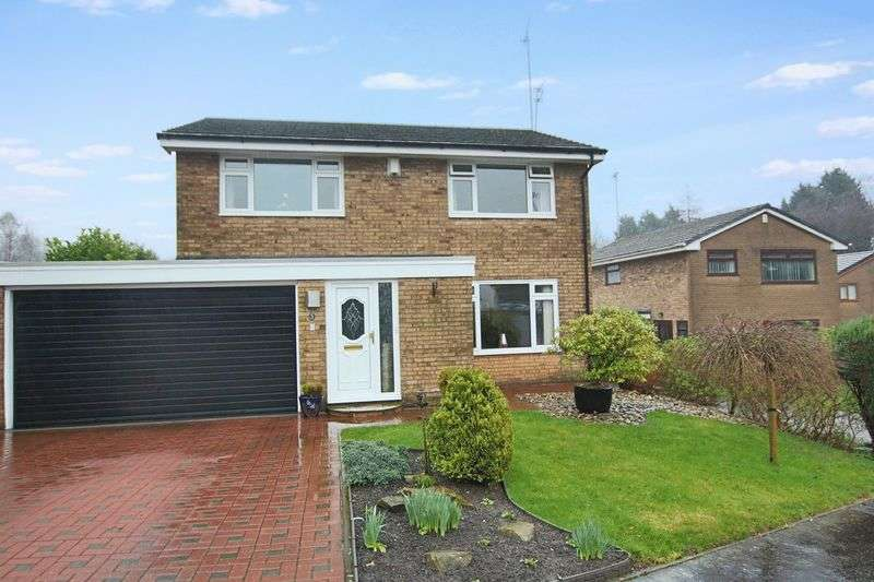 4 Bedrooms Property for sale in Harwin Close, Shawclough, Rochdale OL12 7UY