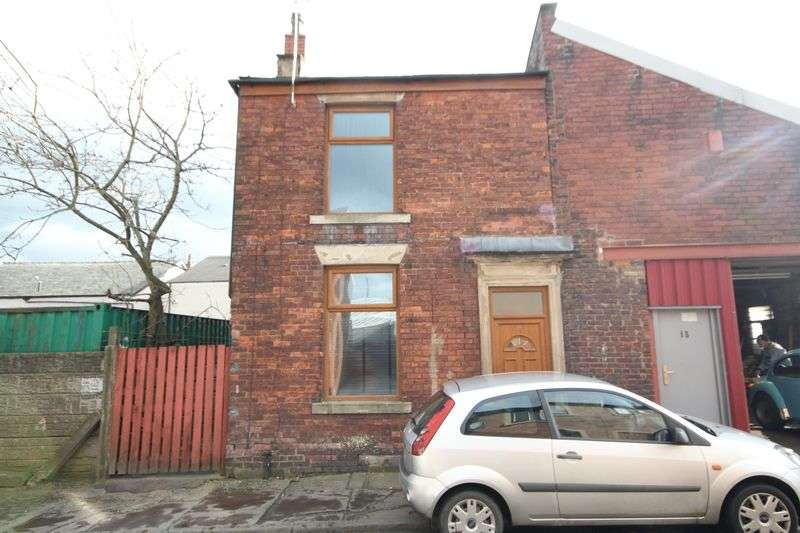 2 Bedrooms Semi Detached House for sale in BACK DRAKE STREET, Rochdale OL16 1QL