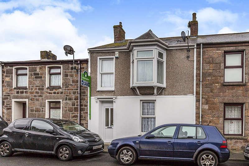 3 Bedrooms Property for sale in Tolcarne Street, Camborne, TR14