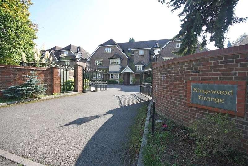 2 Bedrooms Apartment Flat for sale in Kingswood Grange, Babylon Lane, Lower Kingswood, Tadworth KT20