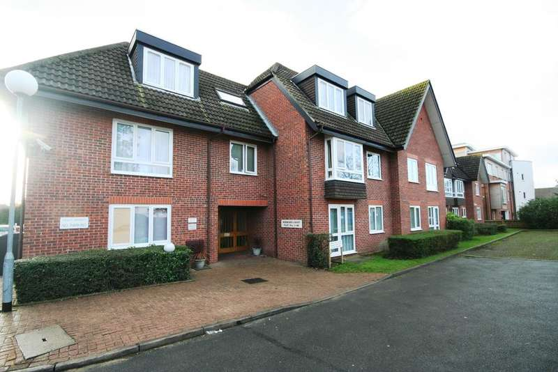 1 Bedroom Retirement Property for sale in Woodcock Court, Woodcock Hill, Kenton HA3
