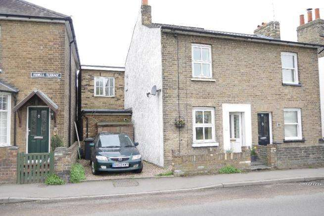 3 Bedrooms Semi Detached House for sale in london road, ware sg12