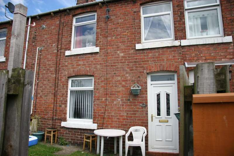 3 Bedrooms Terraced House for sale in Laburnum Terrace, Ashington, NE63 0AL