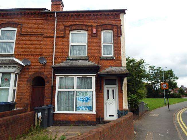 3 Bedrooms Terraced House for sale in Coventry Road, Small Heath, Birmingham B10