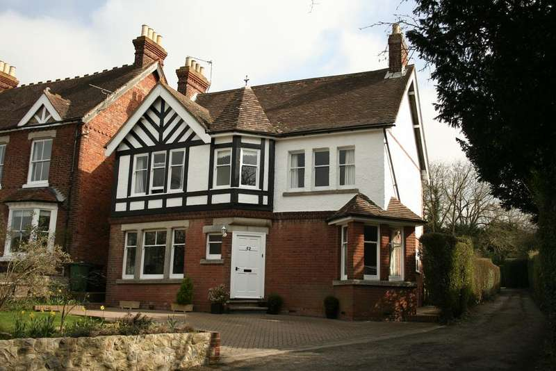 4 Bedrooms Detached House for sale in Roseacre Lane, Bearsted, Maidstone ME14