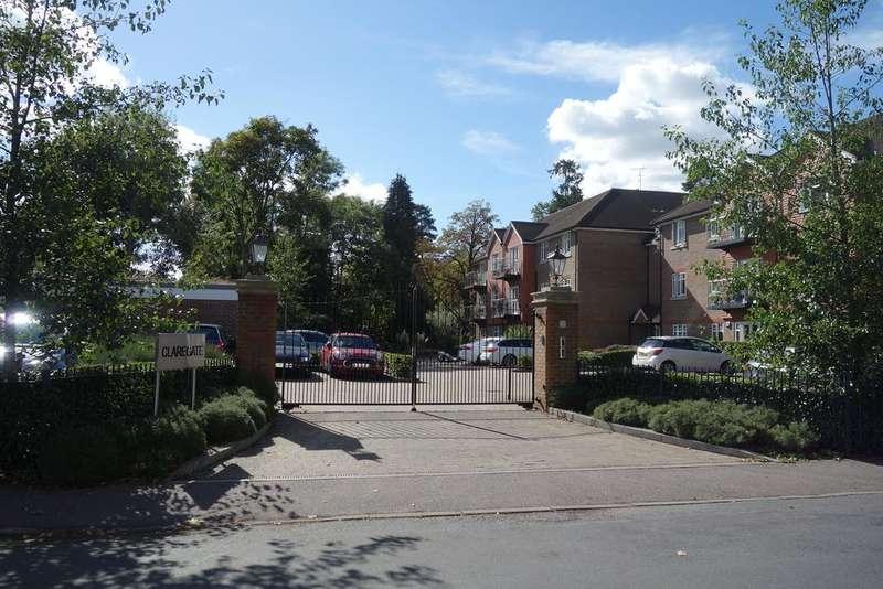 2 Bedrooms Apartment Flat for sale in Claregate, Little Heath, Potters Bar EN6