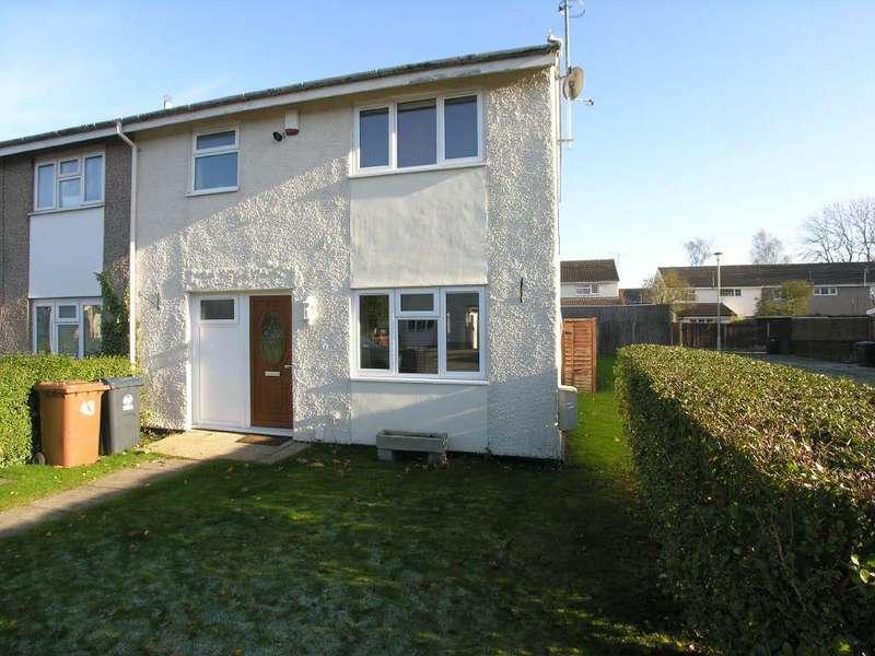 3 Bedrooms Terraced House for sale in Crofters End, Sawbridgeworth