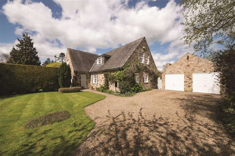 4 Bedrooms Detached House for sale in 6 Hippingstones Lane, Corbridge, Northumberland NE45