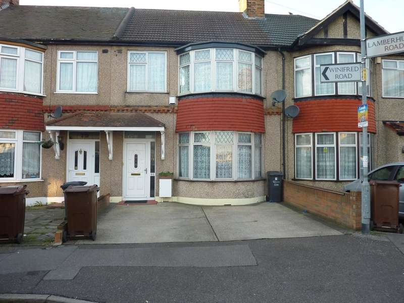 3 Bedrooms Terraced House for sale in Winifred Road, Dagenham RM8