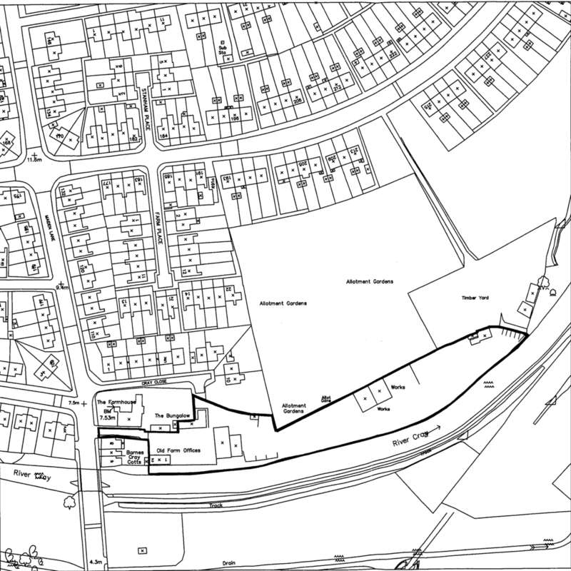 Land Commercial for sale in Maiden Lane, Crayford DA1