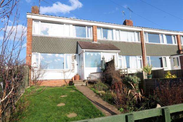 3 Bedrooms End Of Terrace House for sale in Roghmoor Crescent, Taunton TA1