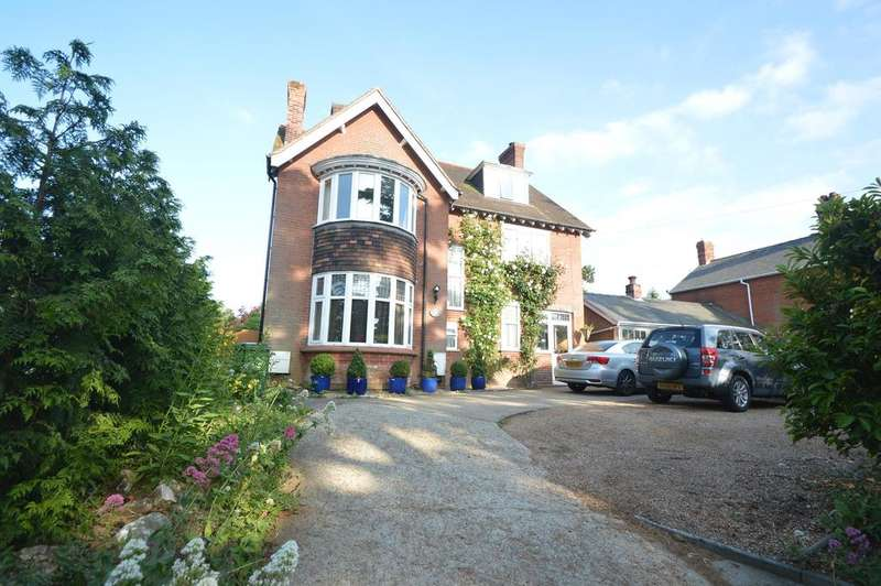 5 Bedrooms Detached House for sale in Sudbury Road, Halstead CO9