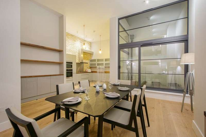 4 Bedrooms Terraced House for sale in Elizabeth Avenue, London N1