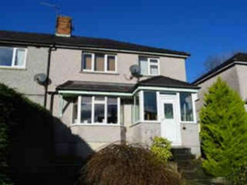 4 Bedrooms End Of Terrace House for sale in Pen Y Wern, BANGOR LL57