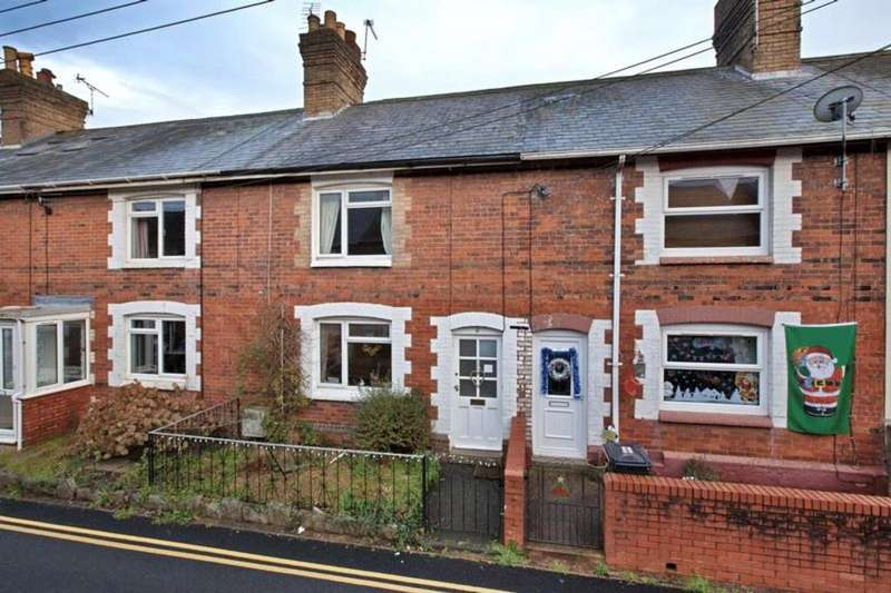 2 Bedrooms Terraced House for rent in Springfield Road, Wellington