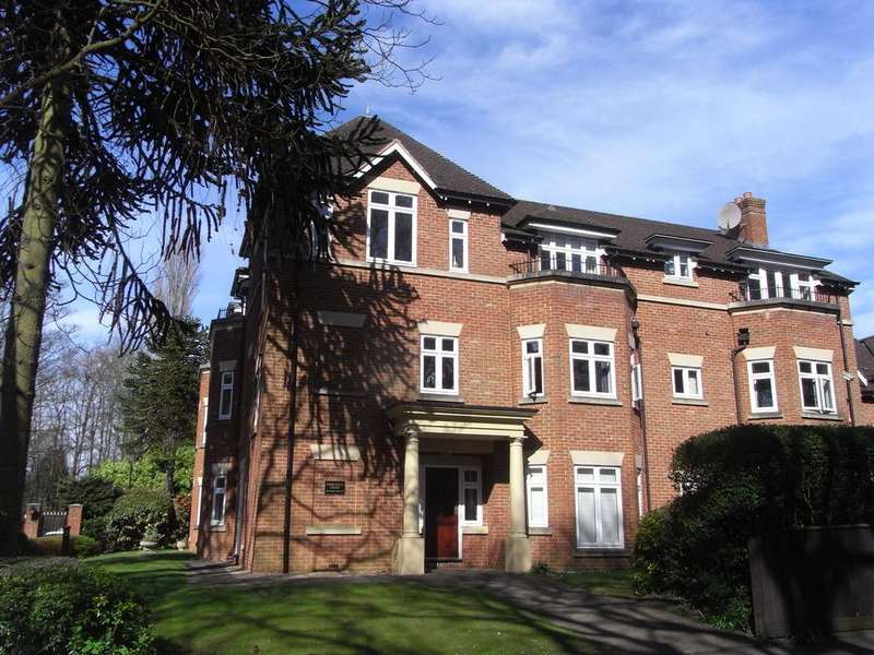 2 Bedrooms Apartment Flat for sale in Thornhill Court, 126-128 Thornhill Road, Sutton Coldfield, B74 2LU