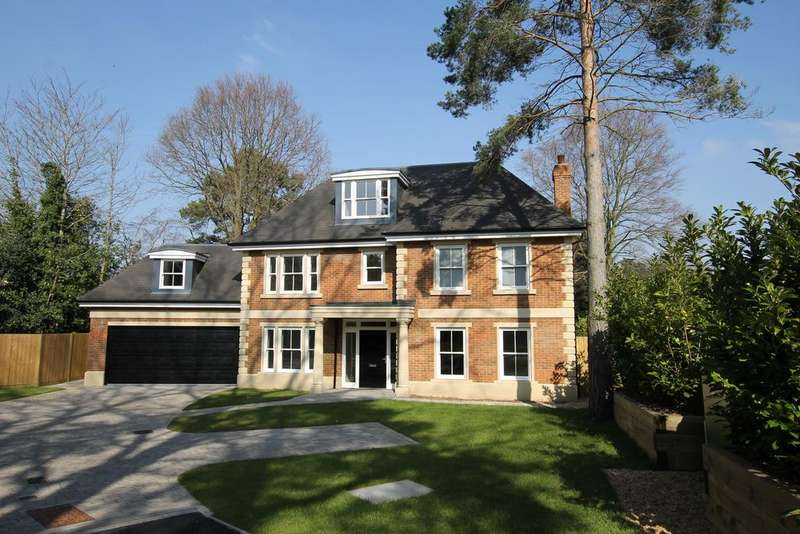 5 Bedrooms Detached House for sale in Cavendish Gate, Cavendish Road, Weybridge KT13