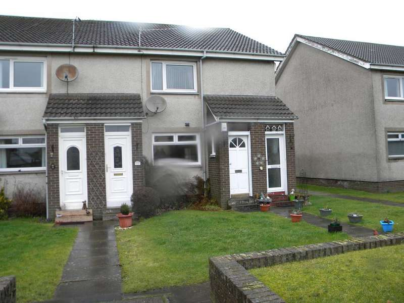 1 Bedroom Flat for sale in Glenmuir Court, Ayr KA8