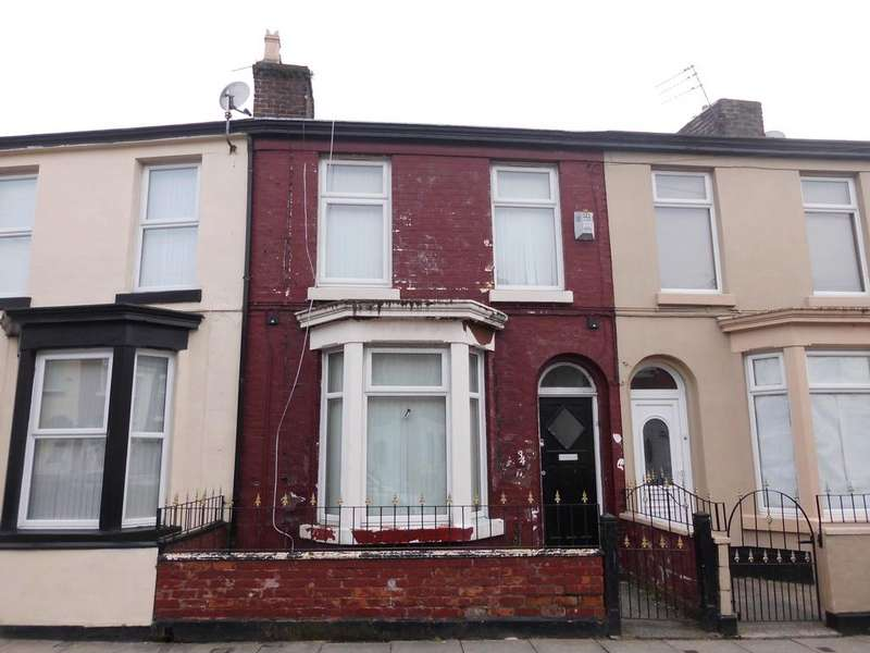 3 Bedrooms Terraced House for sale in Elm road, Walton, Liverpool L4