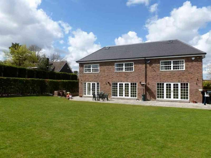 6 Bedrooms Detached House for sale in 87, Edge Hill, Darras Hall, Ponteland, Newcastle upon Tyne, NE20 9JQ