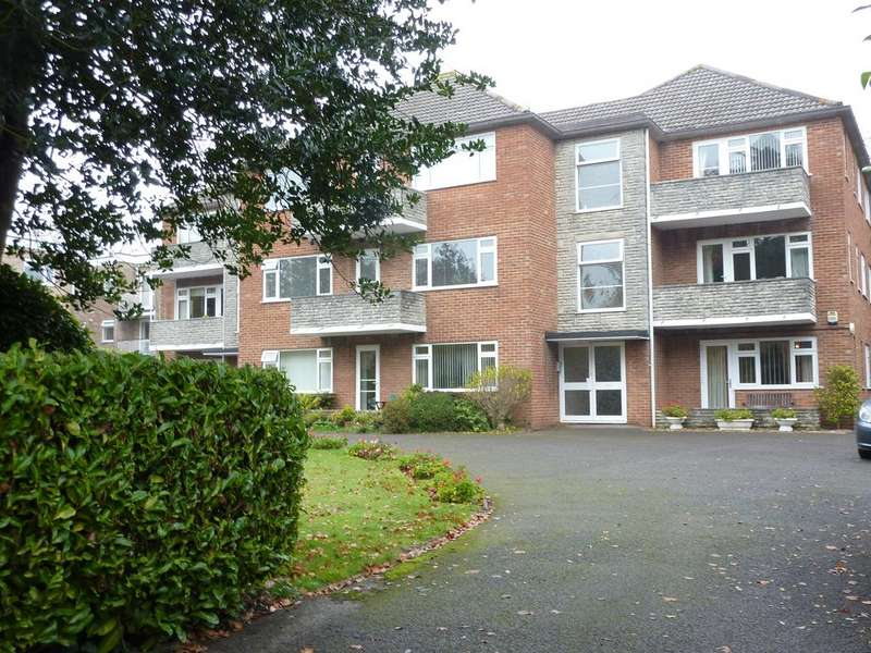 2 Bedrooms Ground Flat for sale in 31 Marlborough Road, Bournemouth, Dorset BH4