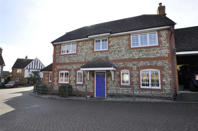 4 Bedrooms Detached House for sale in Gepp Place, Chelmsford