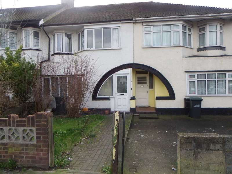 3 Bedrooms Semi Detached House for sale in London Road, Gravesend