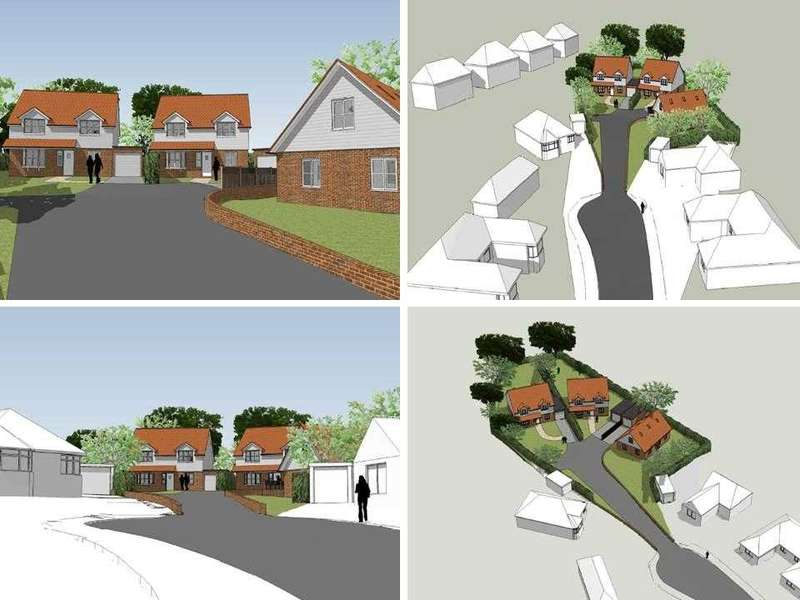 4 Bedrooms Detached House for sale in Rosemary Gardens, Broadstairs