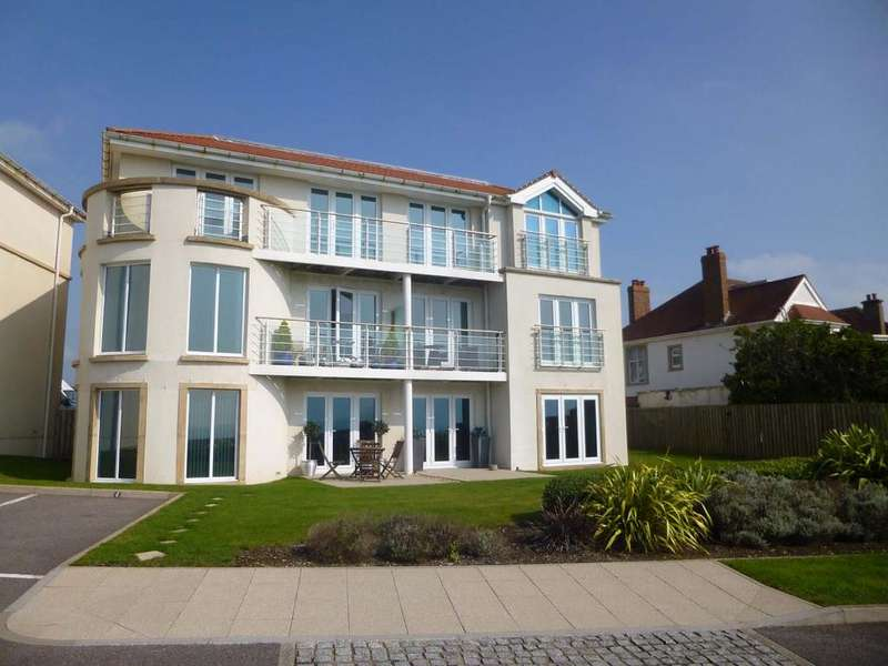 2 Bedrooms Apartment Flat for sale in The Links, Locks Common Road, Porthcawl CF36