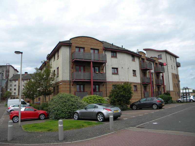 1 Bedroom Flat for sale in Rowallan Court, Ayr KA7